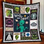 Alien Need More Space DTC2311824 Quilt Blanket