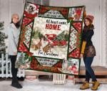 Bulldog Christmas DTC2311805 Quilt Blanket