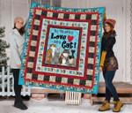 Cat DTC2311786 Quilt Blanket