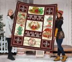 Cowboy Christmas DTC2311775 Quilt Blanket