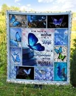 Butterfly DTC2311801 Quilt Blanket