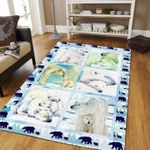 Bear Mom DTC2311996 Rug
