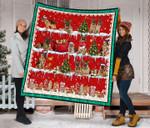 German Shepherd Christmas DTC2311752 Quilt Blanket