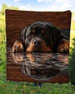 Rottweiler DTC2311718 Quilt Blanket