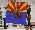 Cowboy DTC2311773 Quilt Blanket