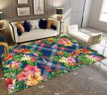 Parrot Forest DTC2311928 Rug