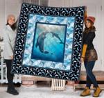 Dolphin DTC2311761 Quilt Blanket