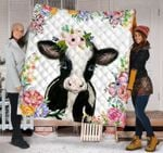 Cow Cute DTC2311779 Quilt Blanket
