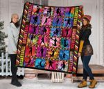Basketball DTC2311821 Quilt Blanket