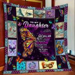 Butterfly Daughter DTC2311799 Quilt Blanket