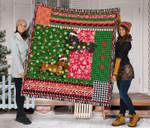 Dachshund Christmas DTC2311771 Quilt Blanket