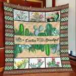 Cactus DTC2311797 Quilt Blanket