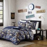 Blue DAC231105 Bedding Set
