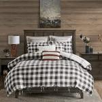 Gray Buffalo Check DAC231125 Bedding Set