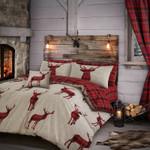 Reindeer Christmas DAC231139 Bedding Set