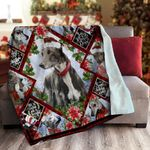 Greyhound LML231114DT Sherpa Fleece Blanket
