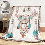 Dreamcatcher AAA241103TA Sherpa Fleece Blanket
