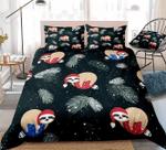 Sloth Christmas DAC241112 Bedding Set
