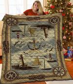 Lighthouse DAC241117 Quilt Blanket
