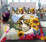 Skull Flower DAC241146 Bedding Set