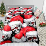 Skull Christmas DAC241145 Bedding Set
