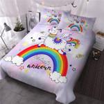 Rainbow Llama DAC241143 Bedding Set