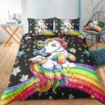 Magical Rainbow Unicorn DAC241140 Bedding Set