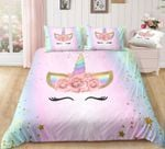Dreaming Star Unicorn DAC241133 Bedding Set
