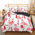 Flamingo Christmas DAC251118 Bedding Set