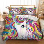 Rainbow Majesty Unicorn DAC251136 Bedding Set