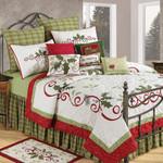 Holiday Garland DAC251121 Bedding Set
