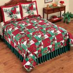 Holly Cardinal Pine DAC251122 Bedding Set
