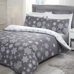 Falling Snowflakes DAC251115 Bedding Set