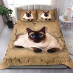 Siamese Cat 3D DAC251140 Bedding Set