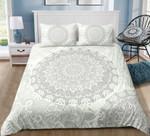 Grey Mandala Pattern PTC251118 Bedding Set