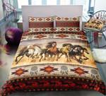 Western Horses PTC251132 Bedding Set