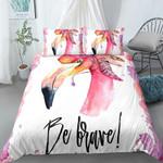 Be Brave Flamingo PTC251104 Bedding Set