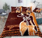 Beautiful African Woman PTC251106 Bedding Set