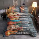 Guitar PTC251119 Bedding Set
