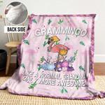 Flamingo DQA251134NA Sherpa Fleece Blanket