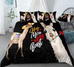 Alpaca Llama DAC261146 Bedding Set