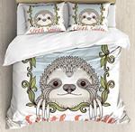 Sloth DAC261112 Bedding Set