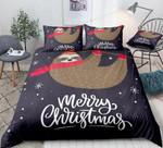 Christmas Sloth DAC261136 Bedding Set