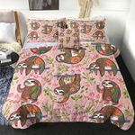 Sloth Moments DAC261113 Bedding Set