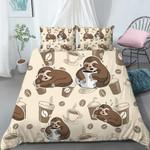 Sleeping Sloth DAC261116 Bedding Set