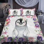 Lovely Penguin DAC261122 Bedding Set