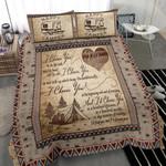 Camper To My Lover DAC261138 Bedding Set