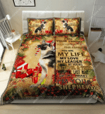 German Shepherd Chrismas DTC2611917 Bedding Set