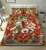 Happy Christmas Cat DTC2611914 Bedding Set