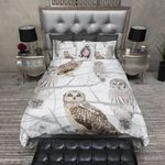 Snow Owl PTC271110 Bedding Set